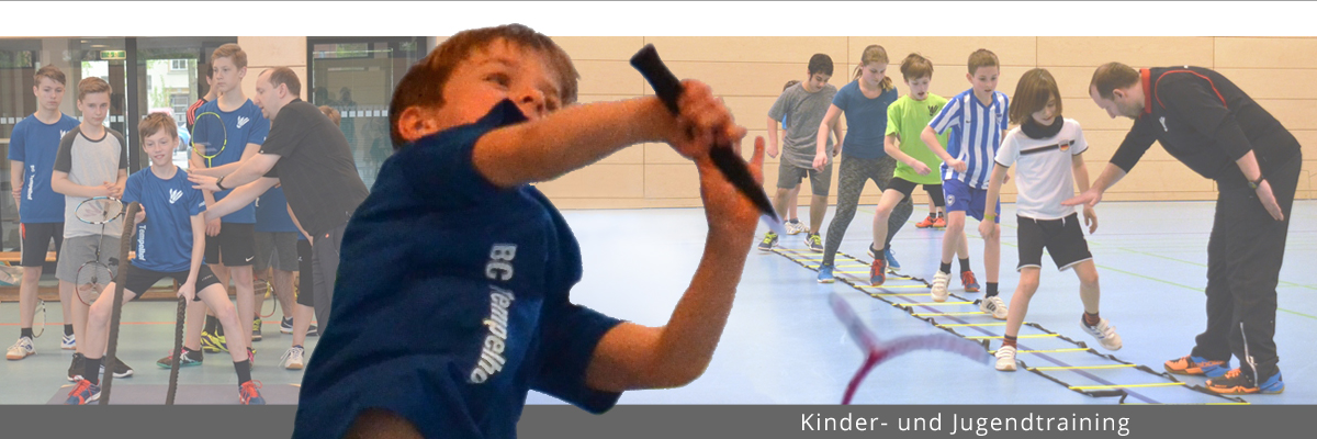 Kinder- und Jugendtraining